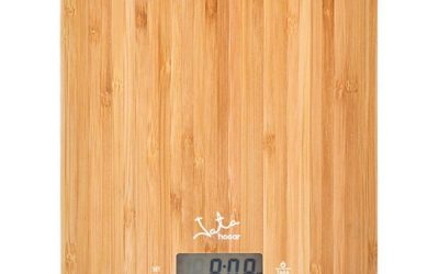 balance de cuisine numérique Bambú