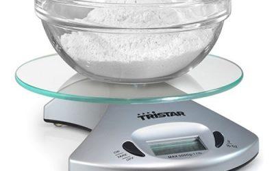 balance de cuisine numérique Tristar