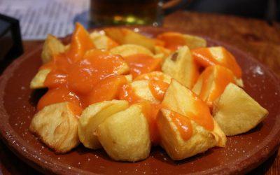 Les Patatas Bravas