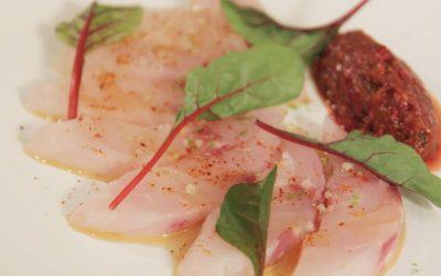 Sashimi de Bar